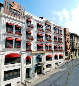 отель Dosso Dossi Hotels Old City, Стамбул