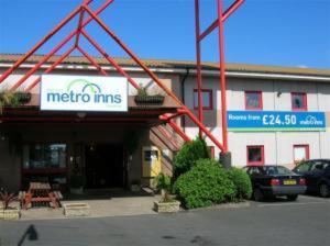 Metro Inns Teesside in Thornaby on Tees, North Yorkshire, England
