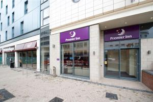 Premier Inn Bristol City (Lewins Mead) in Bristol, Somerset, England