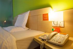 7Days Inn Jinan Railway Station Tianqiao branch, Отели  Цзинань - big - 17