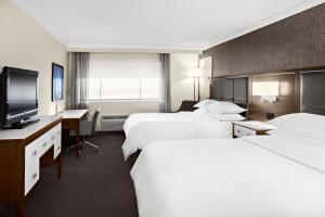 Double Room with Two Double Beds - Club Level