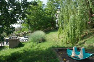 Agriturismo QuartoPodere, Farm stays  Magliano in Toscana - big - 44