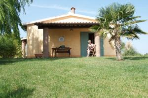 Agriturismo QuartoPodere, Farm stays  Magliano in Toscana - big - 30