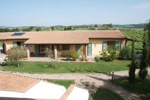 Agriturismo QuartoPodere, Farm stays  Magliano in Toscana - big - 7