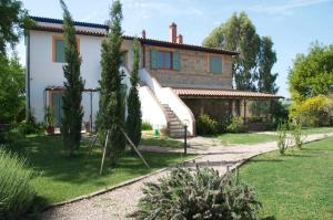 Agriturismo QuartoPodere, Farm stays  Magliano in Toscana - big - 38