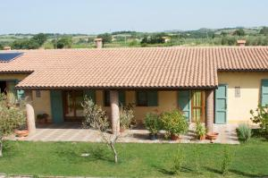 Agriturismo QuartoPodere, Farm stays  Magliano in Toscana - big - 6