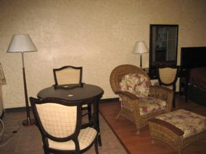 Double Suites with Two Double Beds