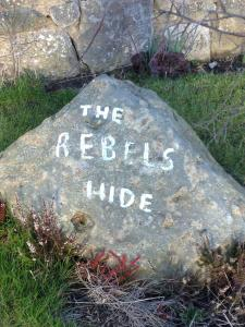 Rebels Hide in Penrith, Cumbria, England
