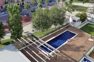 Two-Bedroom Apartment with Balcony -  Passeig del Taulat, 223
