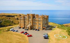 Camelot Castle Hotel in Tintagel, Cornwall, England