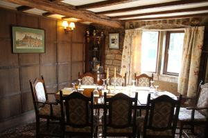 The Jug and Glass Inn, Penziony – hostince  Matlock - big - 15