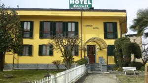 Cerruti Hotel, Hotels  Vercelli - big - 19