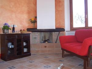 Agriturismo QuartoPodere, Farm stays  Magliano in Toscana - big - 10