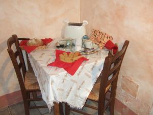 Agriturismo QuartoPodere, Farm stays  Magliano in Toscana - big - 14