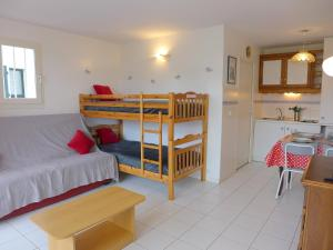 Apartment Cabi.1, Appartamenti  Urrugne - big - 8