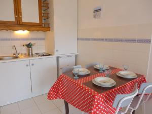 Apartment Cabi.1, Appartamenti  Urrugne - big - 7