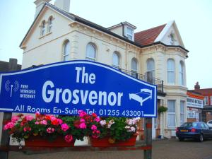 The Grosvenor in Clacton-on-Sea, Essex, England