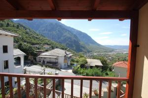 Grand Hotel Dentro, Hotels  Konitsa - big - 46