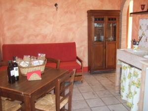 Agriturismo QuartoPodere, Farm stays  Magliano in Toscana - big - 24