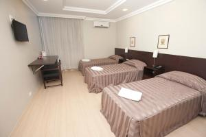 Luxury Triple Room (3 Beds)