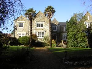 South Penarth House in Truro, Cornwall, England