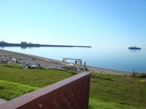 Double Room with Two Double Beds - Sea view - Motel