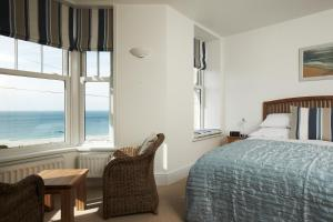 West by Five in St Ives, Cornwall, England