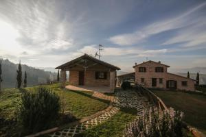 Country House Ca' Brunello, Holiday homes  Urbino - big - 4