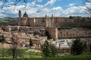 Country House Ca' Brunello, Holiday homes  Urbino - big - 5
