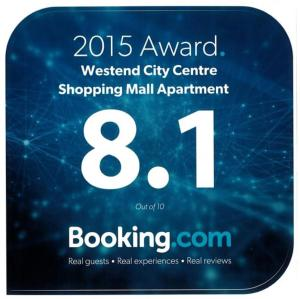 Westend City Centre Shopping Mall Apartment