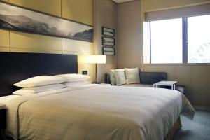 Executive Double or Twin Room with City View