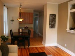 Apartment Village South # 1 with 3 bedrooms and 2 bathrooms (in Roscoe Village)