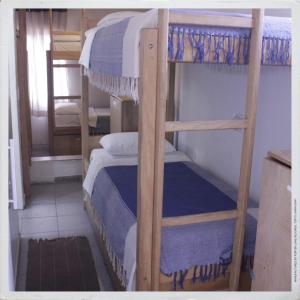 Single Bed in 8-Bed Mixed Dormitory Room with Private Bathroom Fourth Floor