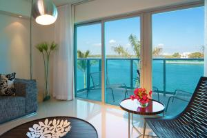 Two-Bedroom Suite Oceanfront with Balcony