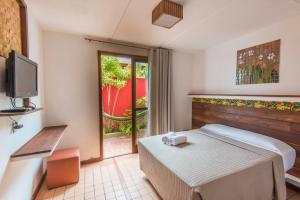Double Room with Terrace - Ground Floor