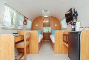 Airstream Rental - Pet free