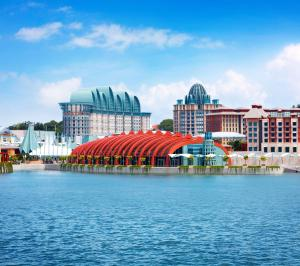 Resorts World Sentosa - Hard Rock Hotel - 30 of 34
