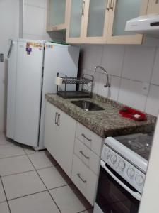 Apartamento Montcatini, Apartments  Maceió - big - 24