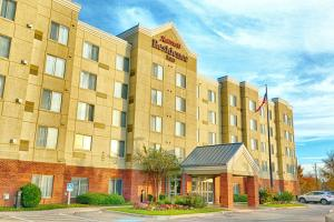 Residence Inn Fort Worth Alliance Airport, Hotels  Roanoke - big - 22