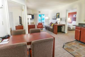 Residence Inn Fort Worth Alliance Airport, Hotels  Roanoke - big - 11