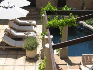 Overberg Suite met Eigen Lounge en Hot Tub