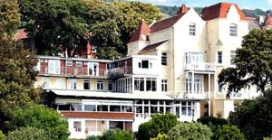 Ventnor Towers Hotel in Ventnor, Isle of Wight, England