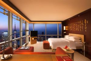 Club Deluxe King Room with River View