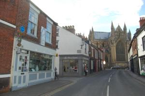 Potts of Flemingate in Beverley, East Riding of Yorkshire, England