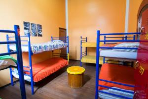 Single Bed in Mixed Dormitory Room (8 Beds)