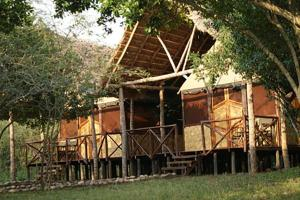 Photo of Queen Elizabeth Bush Lodge
