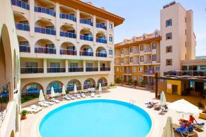 Diamond Beach Hotel & Spa - All inclusive, Rezorty  Side - big - 28