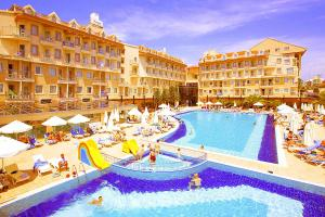 Diamond Beach Hotel & Spa - All inclusive, Rezorty  Side - big - 52