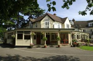 Elva Lodge Hotel in Maidenhead, Berkshire, England