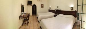 Deluxe Double Room with two doble beds